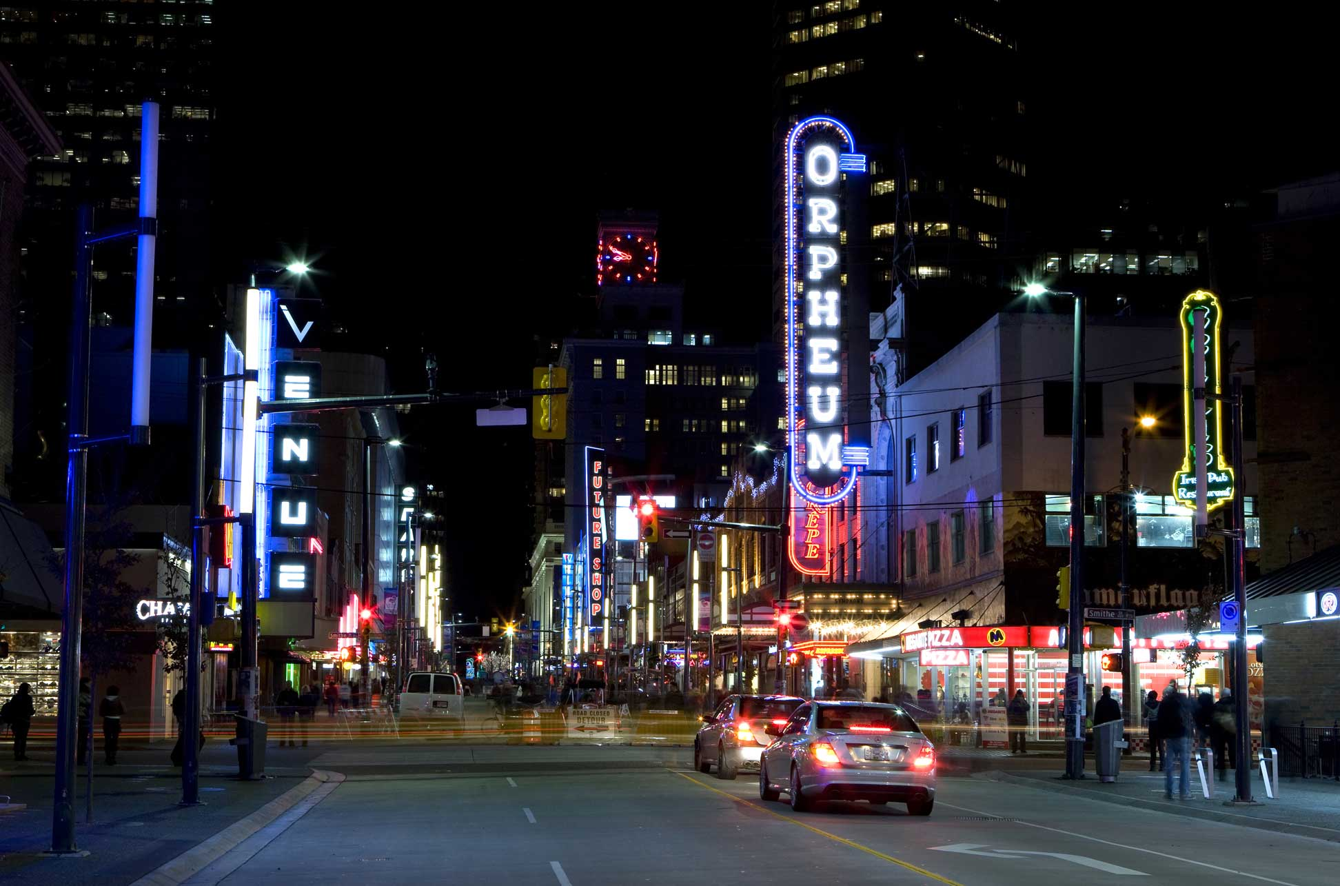 Where to Find Vancouver's Best Night Life | StyleDemocracy.com